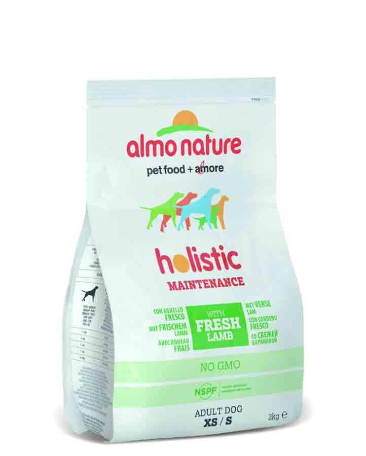 Holistic Almo Nature Chien Holistic Small Agneau et riz 2 kg