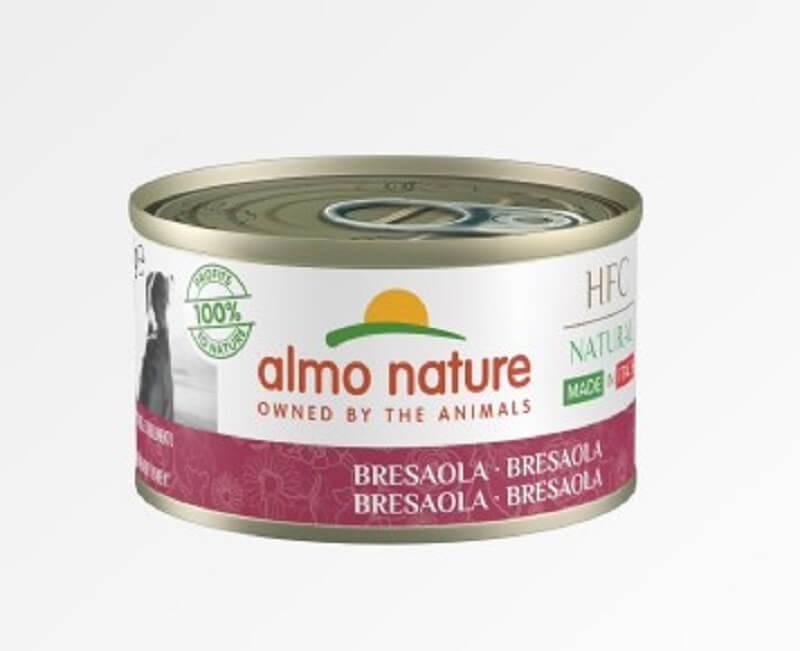 Almo HFC Natural Almo Nature Chien Natural HFC Made In Italy Bresaola 24 x 95 g