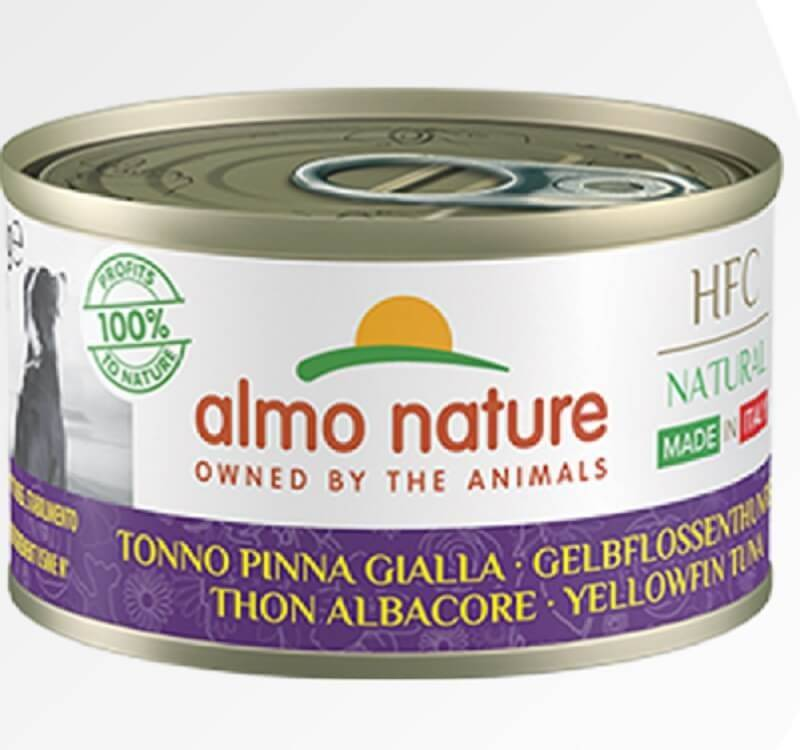 Almo HFC Natural Almo Nature Chien Natural HFC Made In Italy Thon 24 x 95 g