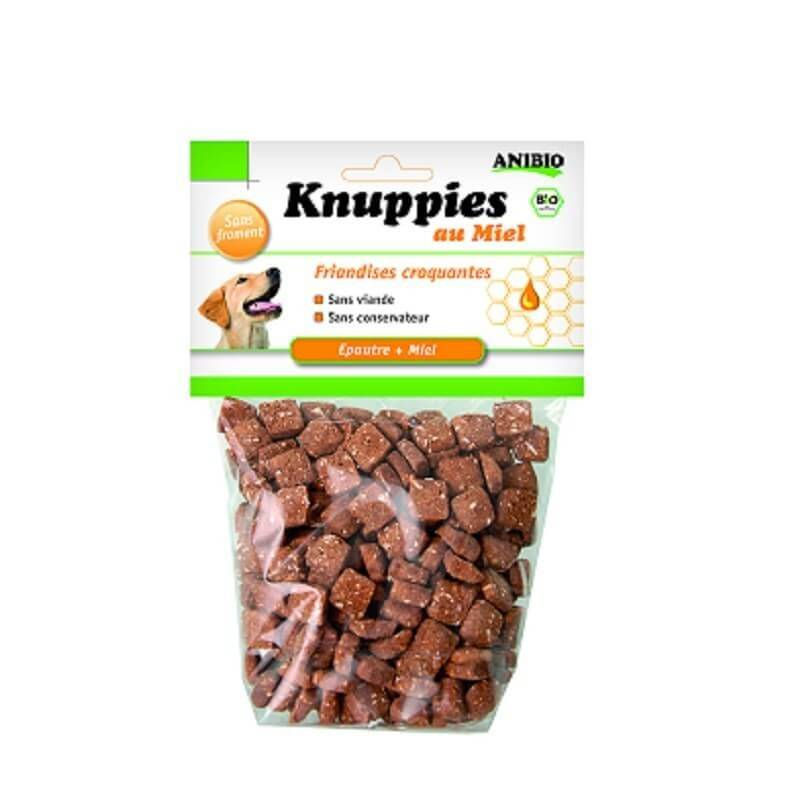 Anibio Knuppies au miel 160 g