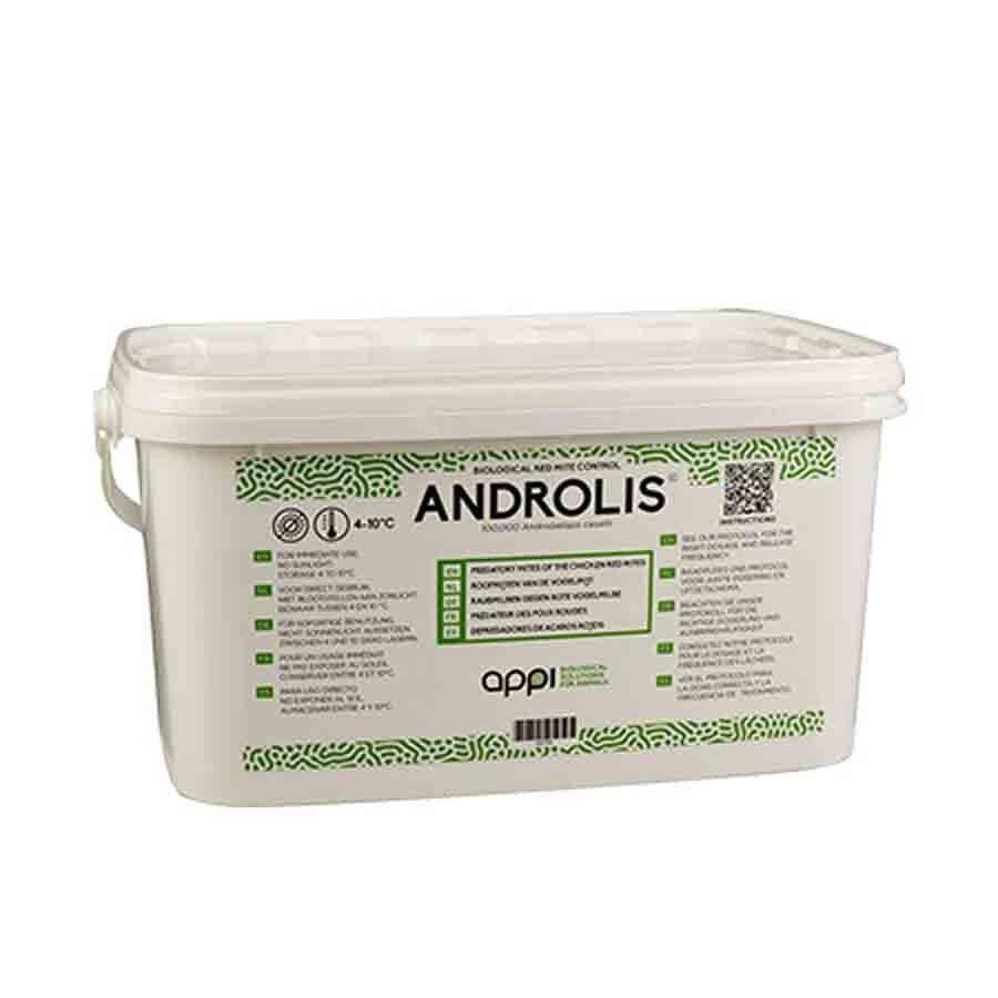 Androlis APPI Androlis anti-poux biologique pour Poules et Oiseaux XXL