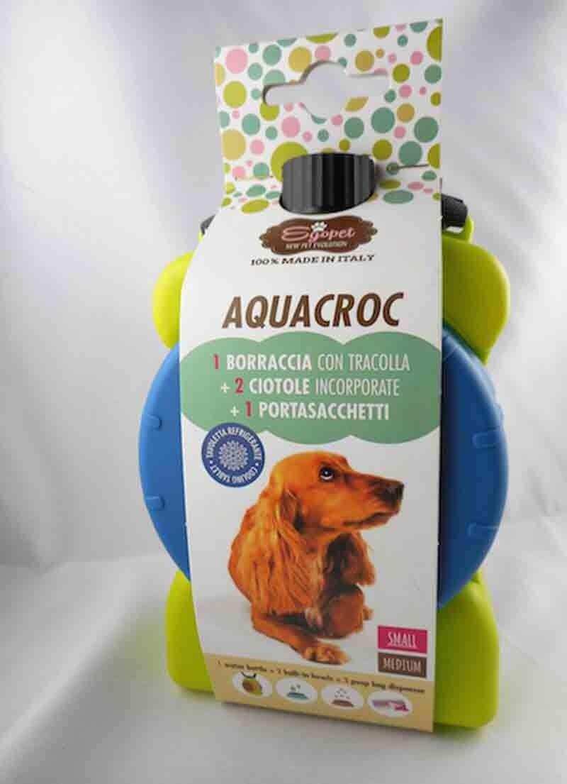 Aquacroc medium pour chien 1 L