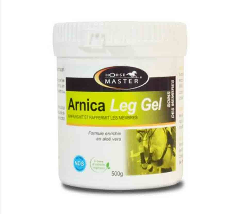 Horse Master Arnica Leg Gel 500 g