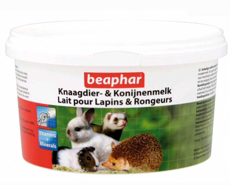 Beaphar Lait maternisé pour lapins et rongeurs 200 g