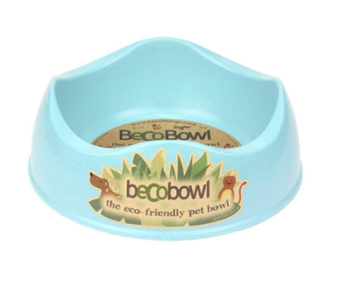 Beco Pets Gamelle bleu M 0,75 L