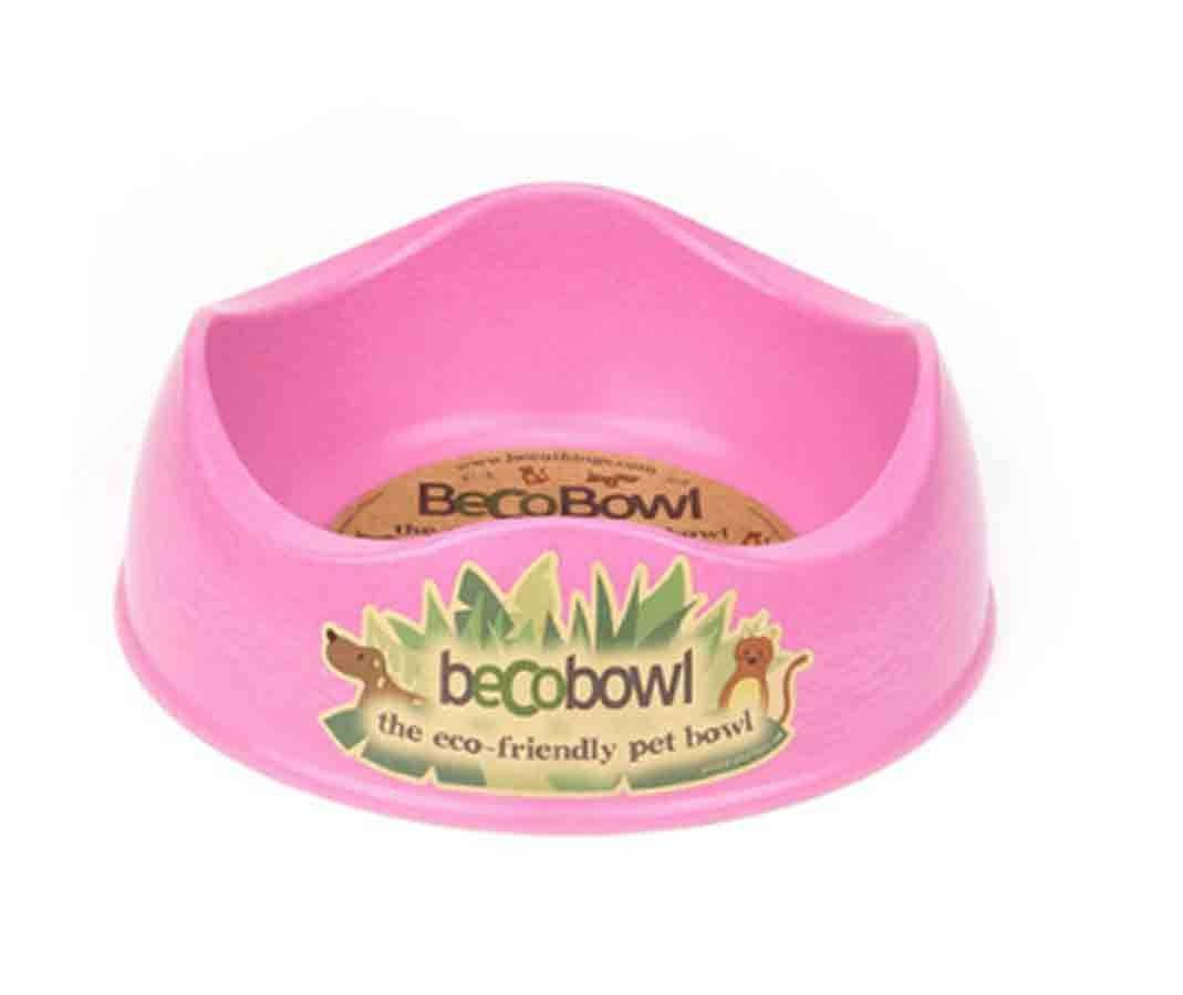 Beco Pets Gamelle rose M 0,75 L