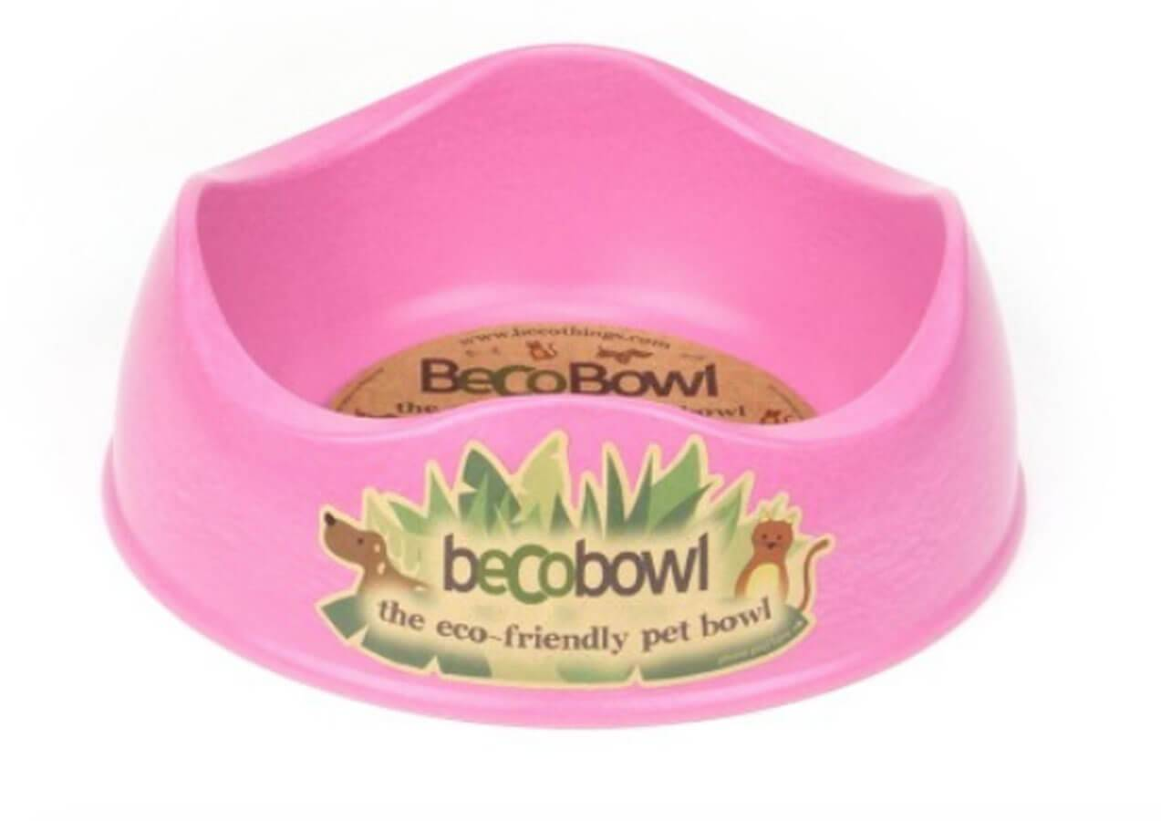 Beco Pets Gamelle rose S