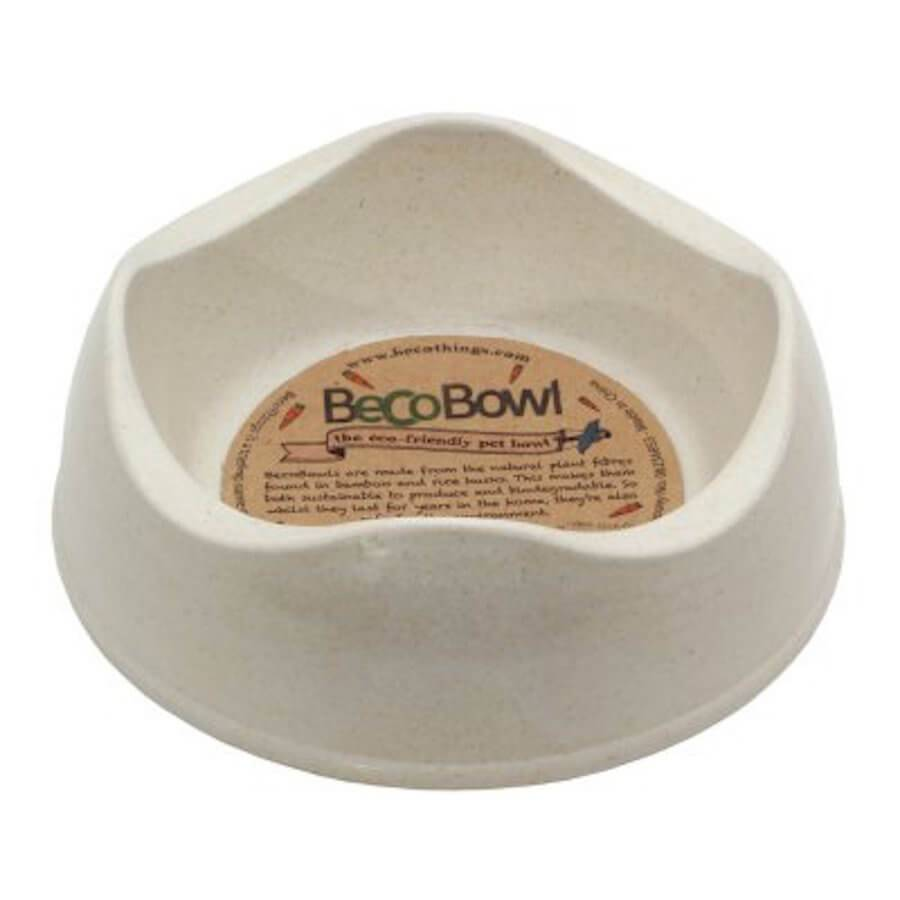 Beco Pets Gamelle beige L 1,5 L