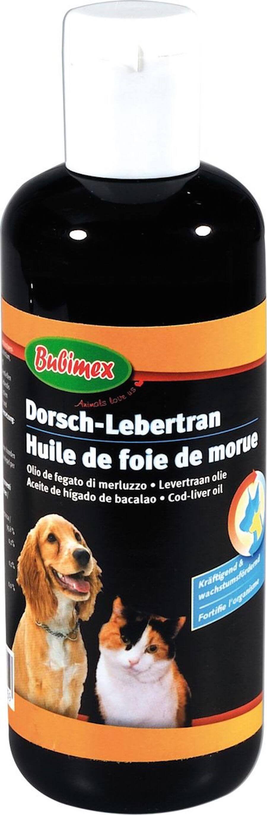 Bubimex Huile de foie de morue 250 ml