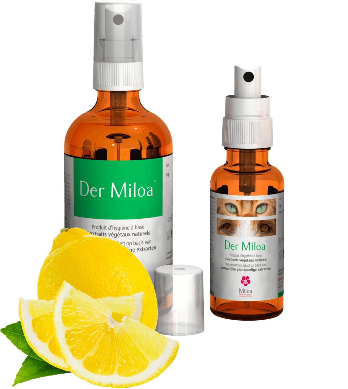 Miloa Der Miloa huiles essentielles naturelles 30 ml