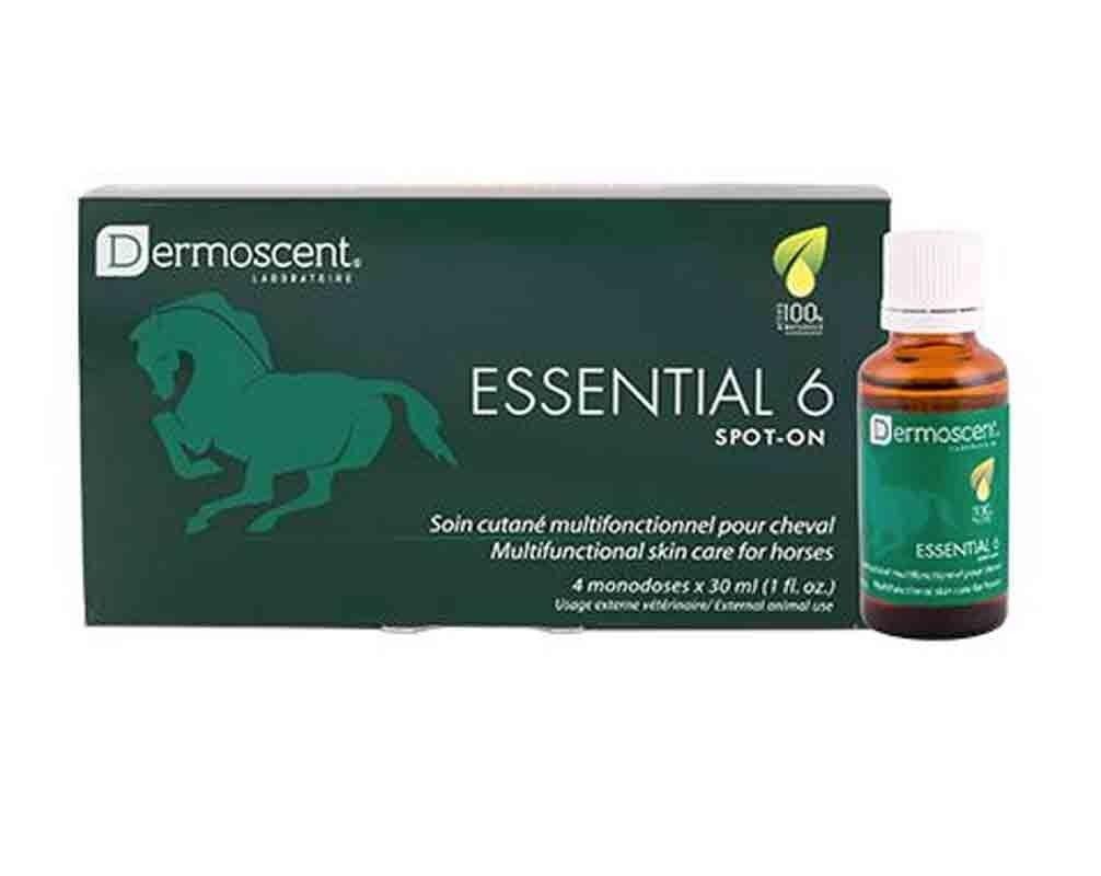 Dermoscent Essential 6 Cheval 4x30 ml
