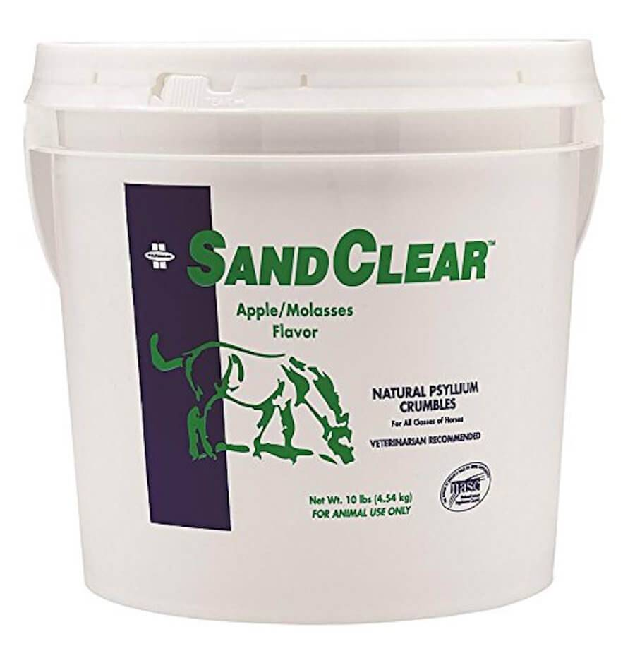 Farnam Sand Clear pour les coliques de sable Cheval 4,5 kg
