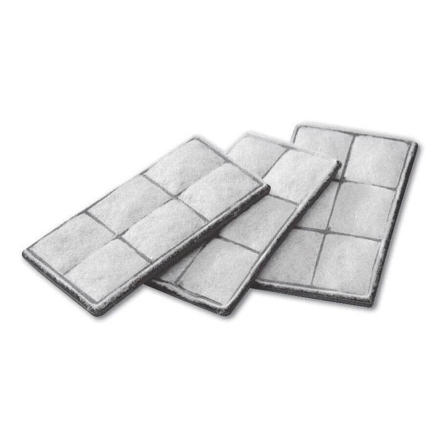 Drinkwell Filtres à charbon de rechange Drinkwell Mini, Orginal, Platinum et Grand chien x3