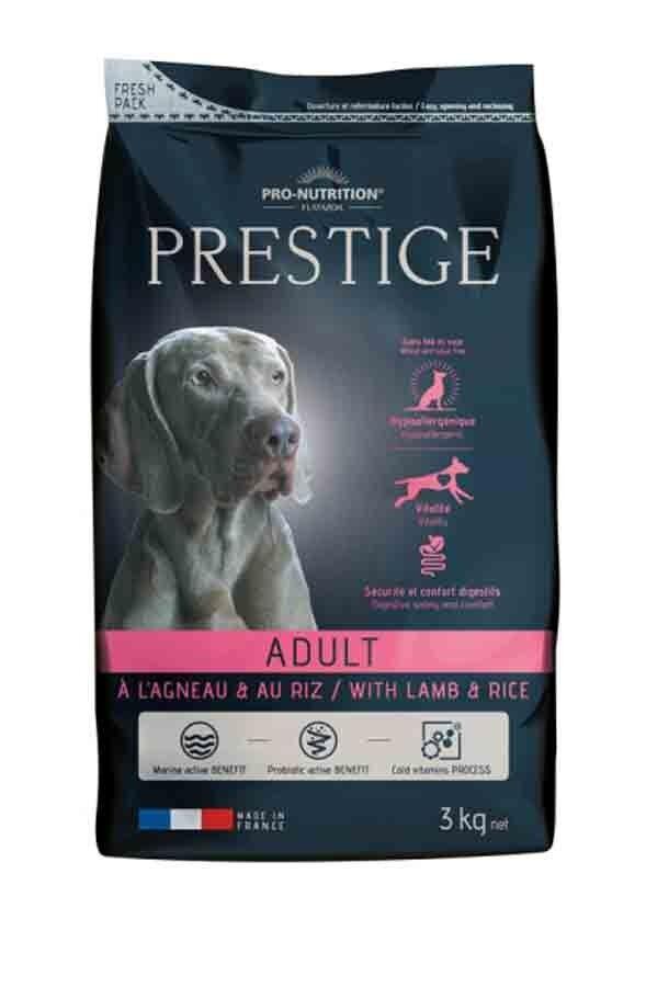 Flatazor Prestige Adulte Sensible agneau et riz 3 kg