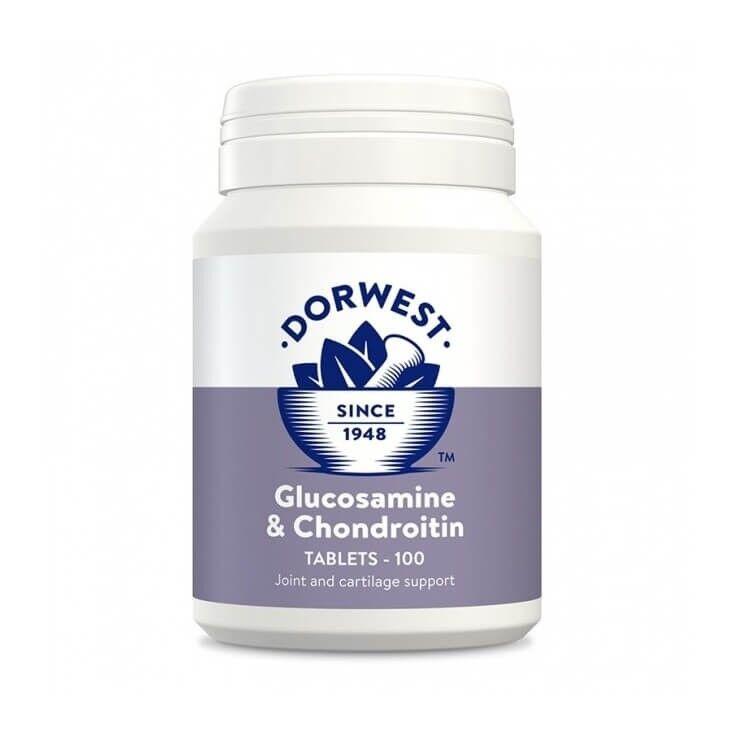 Dorwest glucosamine et chondroïtine 200 cps