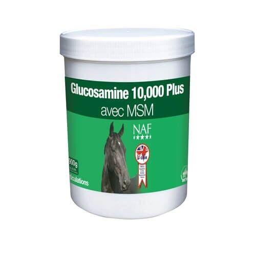 Naf Glucosamine 10,000 Plus avec MSM 4,5 kg