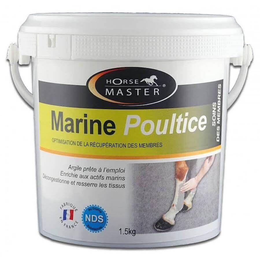 Horse Master Marine Poultice argile cheval 12 kg