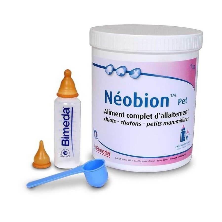 Neobion Lait Maternisé Neobion chiots et chatons 1 kg - La Compagnie des Animaux