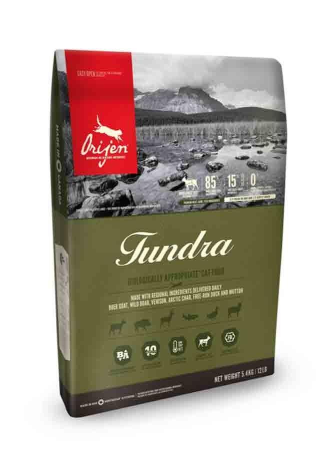 Orijen Tundra Chat 5,4 kg
