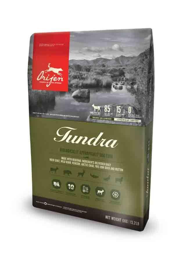Orijen Tundra Chien 11,4 kg