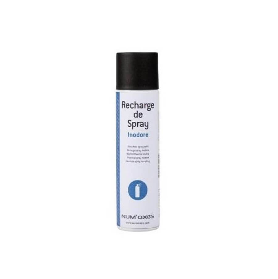 Canicalm Recharge Inodore pour collier anti aboiement Canicalm Spray et Iki Spray