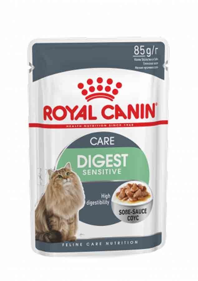 Royal Canin Feline Health Nutrition Royal Canin Féline Care Nutrition Digest Sensitive sauce 12 x 85 g