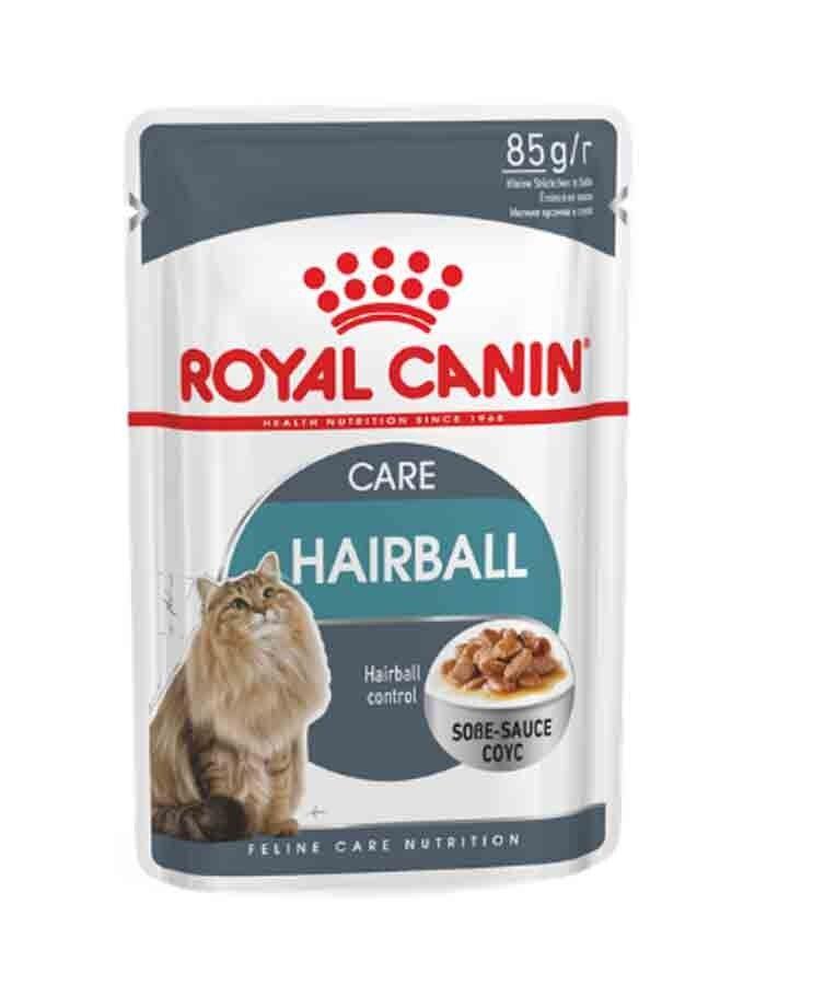 Royal Canin Feline Care Nutrition Royal Canin Féline Care Nutrition Hairball Care sauce 12 x 85 g