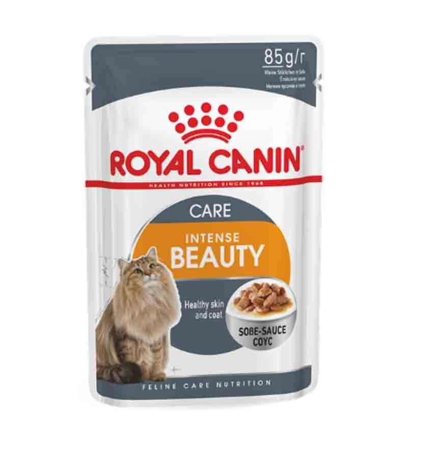 Royal Canin Feline Care Nutrition Royal Canin Féline Care Nutrition Intense Beauty sauce 12 x 85 g