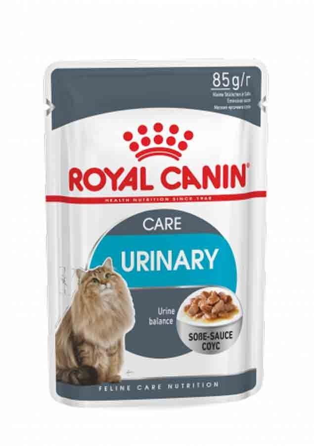 Royal Canin Feline Care Nutrition Royal Canin Féline Care Nutrition Urinary Care sauce 12 x 85 g