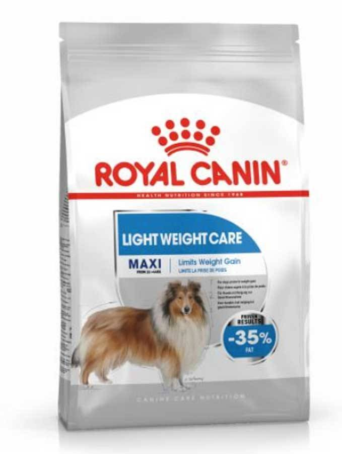 Royal Canin Size Health Nutrition Royal Canin Maxi Light Weight Care 3 kg