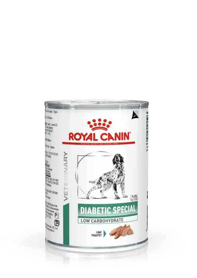 Royal Canin Veterinary Diet Royal Canin Veterinary Dog Diabetic Special 12 x 410 grs