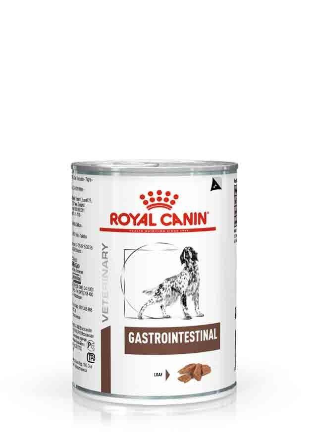 Royal Canin Veterinary Diet Royal Canin Veterinary Dog Gastrointestinal 12 x 400 grs