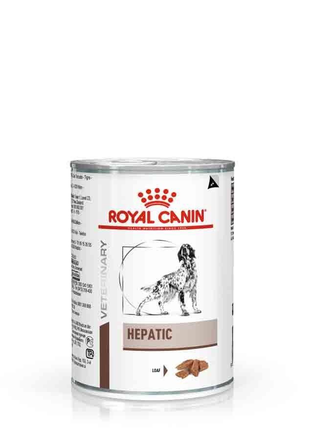Royal Canin Veterinary Diet Royal Canin Veterinary Dog Hepatic 12 x 420 grs