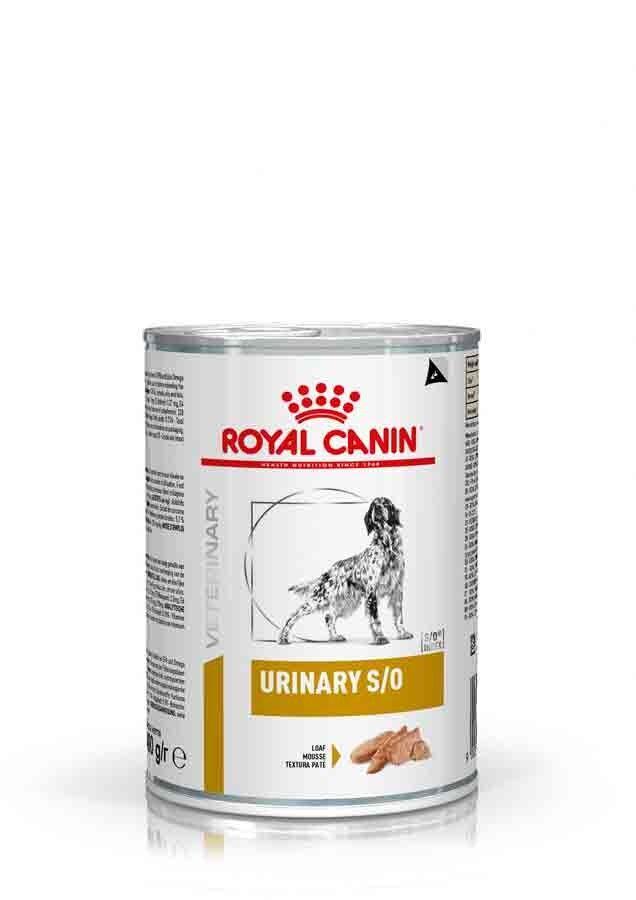 Royal Canin Veterinary Diet Royal Canin Veterinary Dog Urinary S/O 12 x 410 grs
