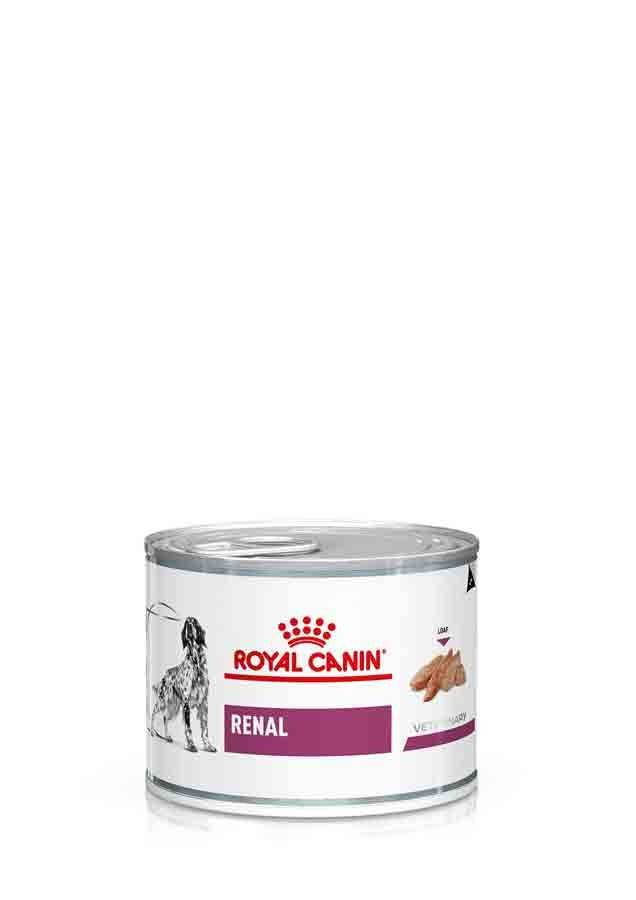 Royal Canin Veterinary Diet Royal Canin Veterinary Dog Renal 12 x 200 grs