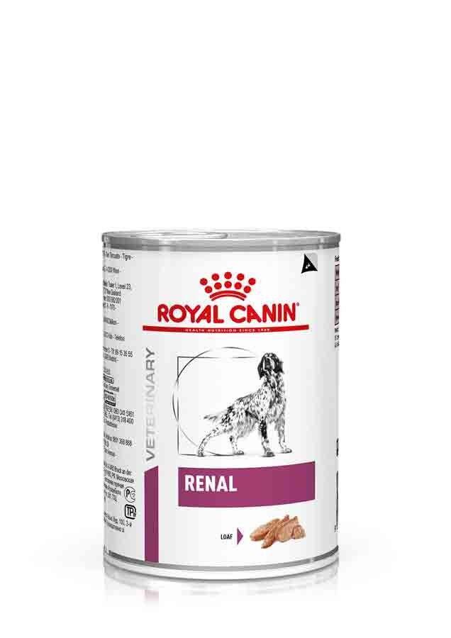 Royal Canin Veterinary Diet Royal Canin Veterinary Dog Renal 12 x 410 grs