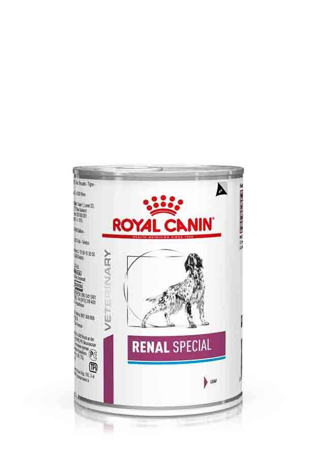 Royal Canin Veterinary Diet Royal Canin Veterinary Dog Renal Special 12 x 410 grs