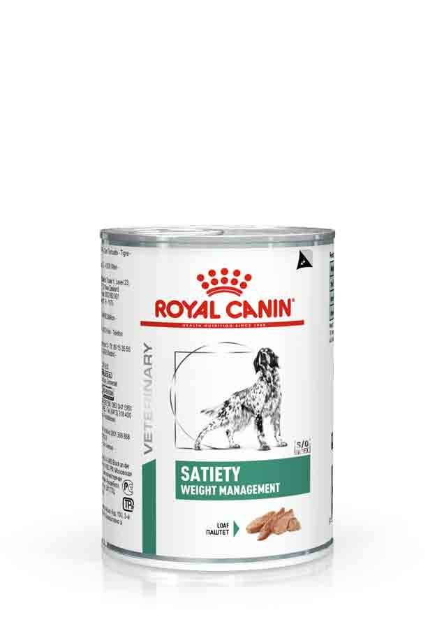 Royal Canin Veterinary Diet Royal Canin Veterinary Dog Satiety Weight Management 12 x 410 grs