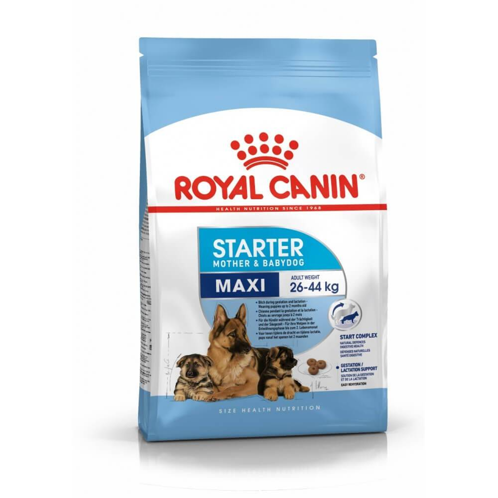 Royal Canin Size Health Nutrition Royal Canin Maxi Starter Mother and Babydog 15 kg