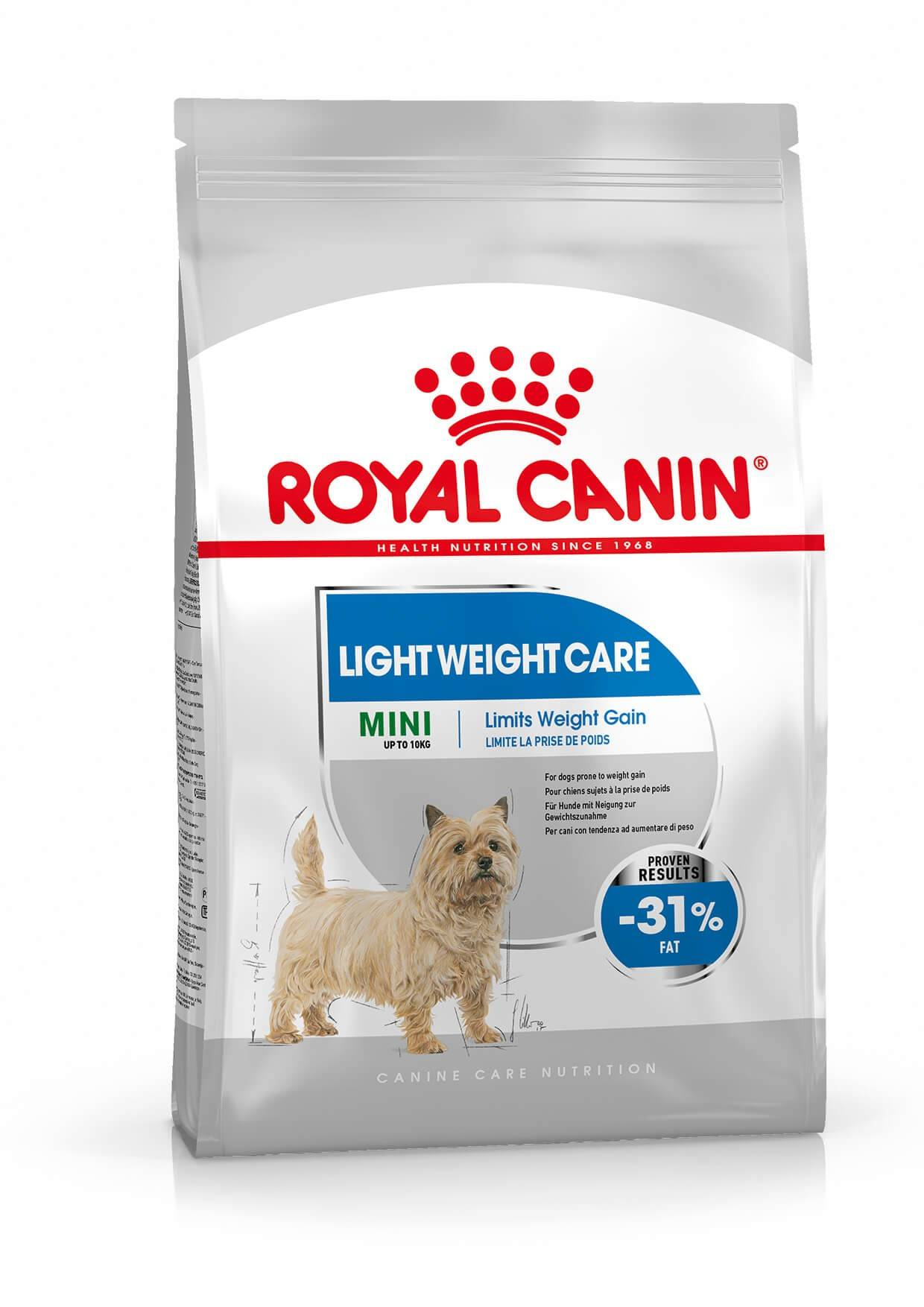 Royal Canin Canine Care Nutrition Mini Light Weight Care 1 kg