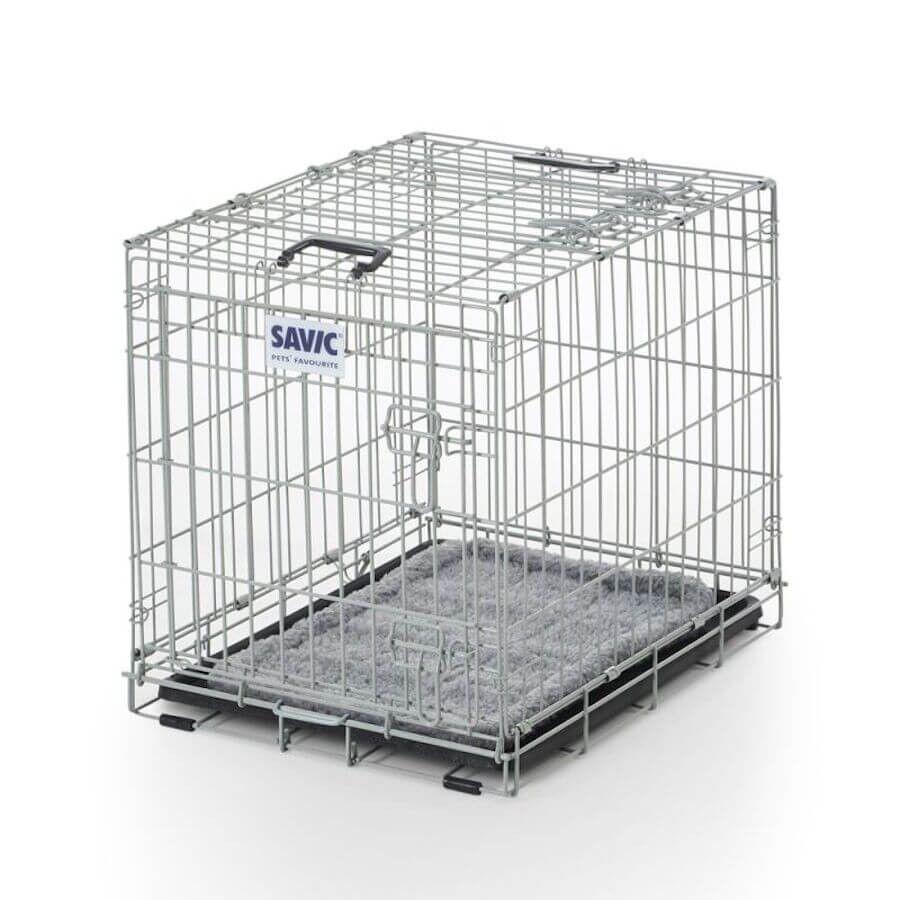Savic Cage Pliable Dog Résidence métal classique 45 x 61 x 53 cm