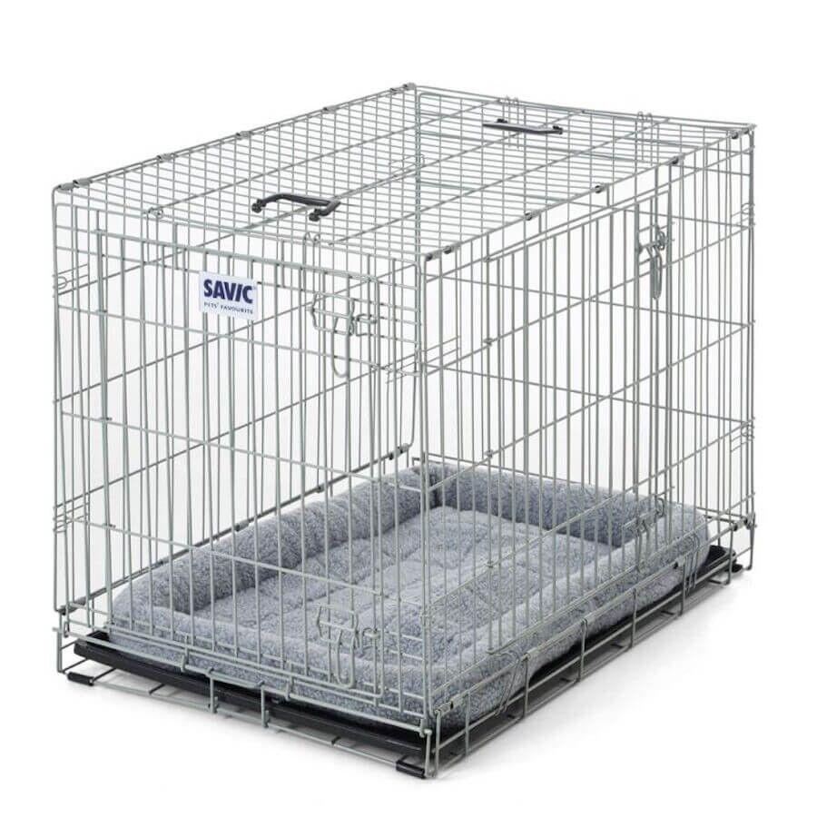 Savic Cage Pliable Dog Résidence métal classique 53 x 76 x 61 cm