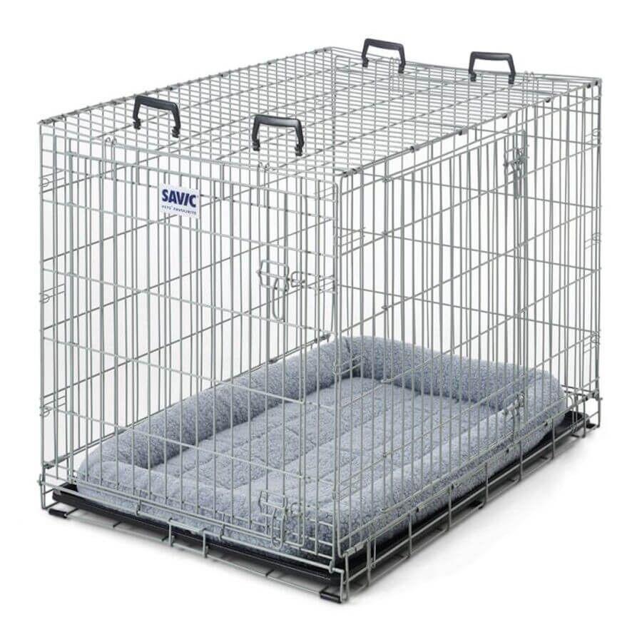 Savic Cage Pliable Dog Résidence métal classique 61 x 91 x 71 cm