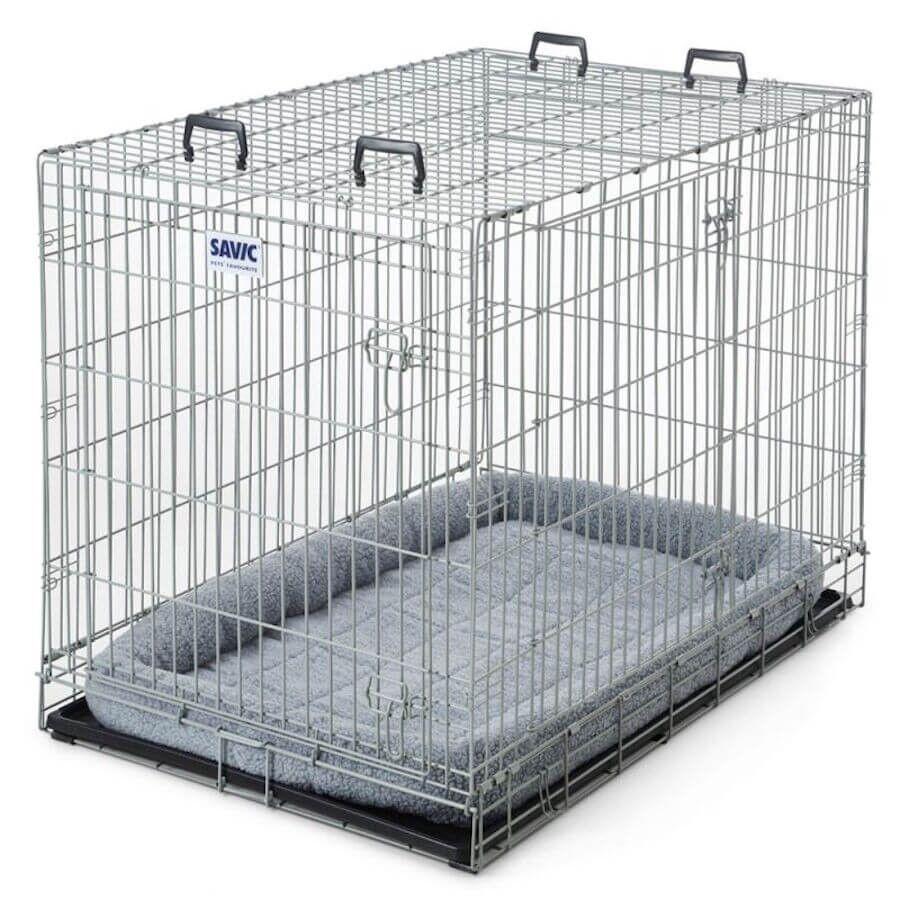 Savic Cage Pliable Dog Résidence métal classique 71 x 107 x 81 cm