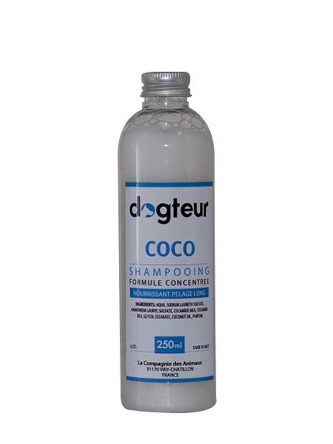 Dogteur Care Shampooing PRO Dogteur Huile de Coco 250 ml