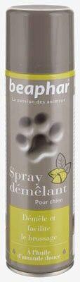 Beaphar Spray Démêlant à l'Huile d'Amande Douce pour chien 250 ml