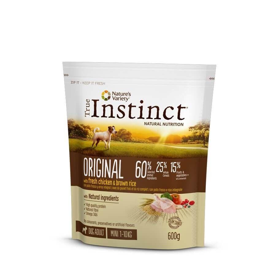 True Instinct Original Mini Adult Poulet 600 g