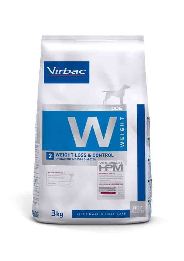 Virbac Veterinary HPM Weight Loss & Control pour Chien 3 kg