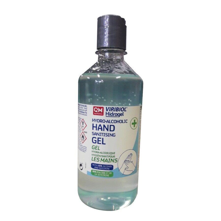 VIRIBIOL Gel Hydroalcoolique 500 ml