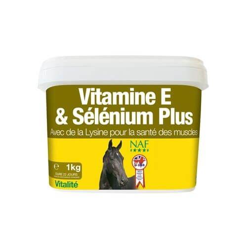 Naf Vitamine E & Sélénium Plus 3 kg